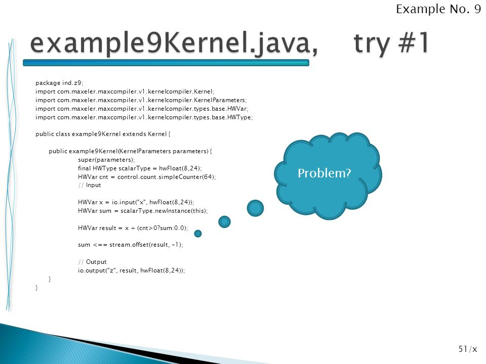 example9Kernel.java, try #1