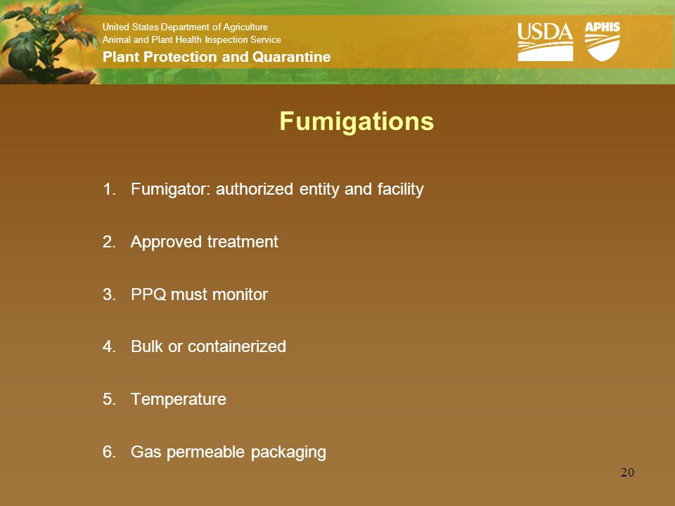 Step 3 Treatments Types of Pest mitigation