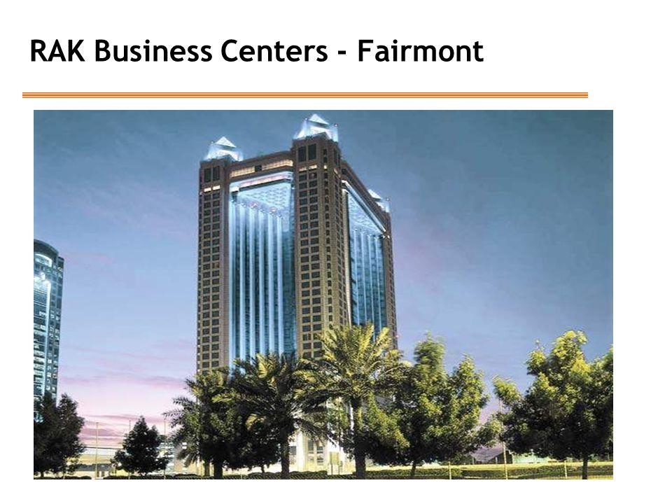 RAK Business Centers - Fairmont