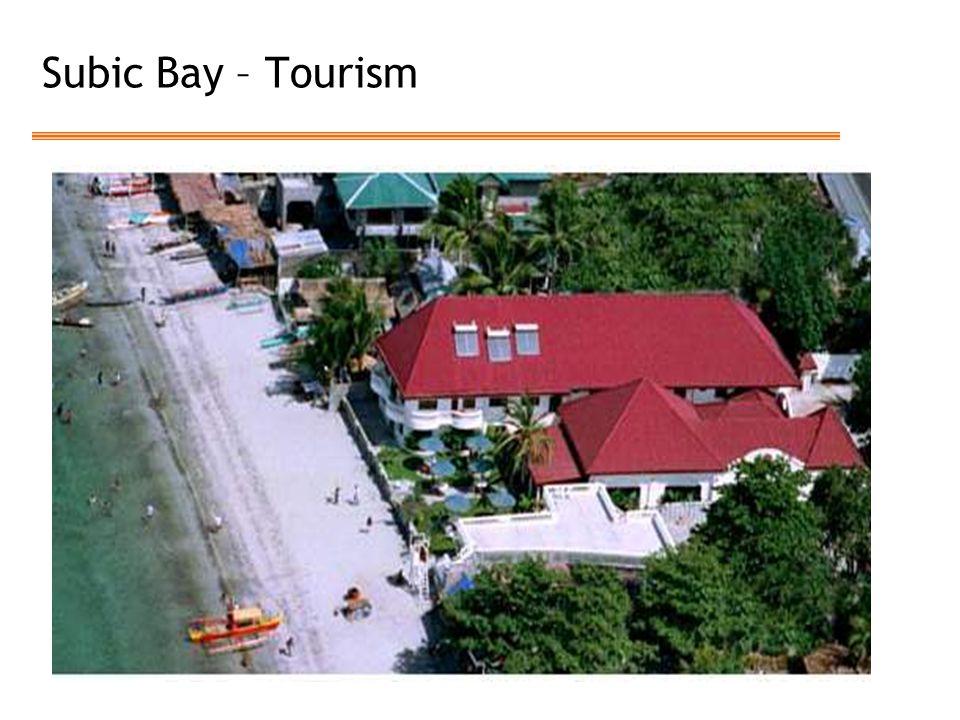 Subic Bay – Tourism