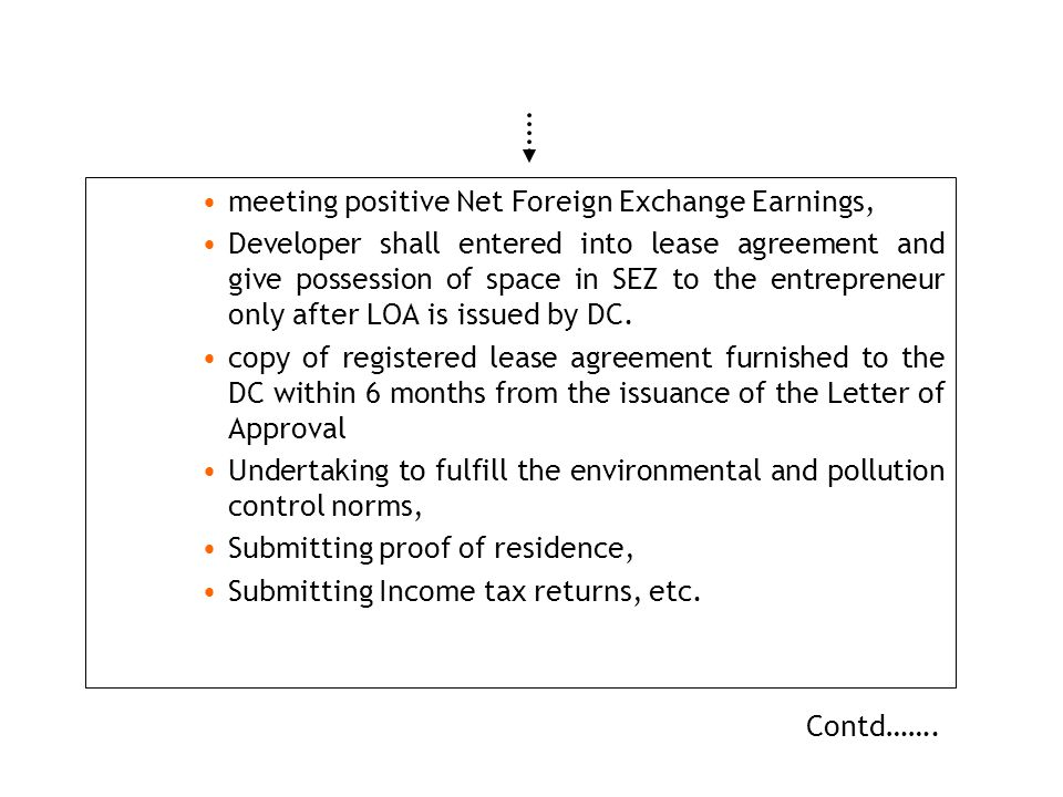 meeting positive Net Foreign Exchange Earnings,