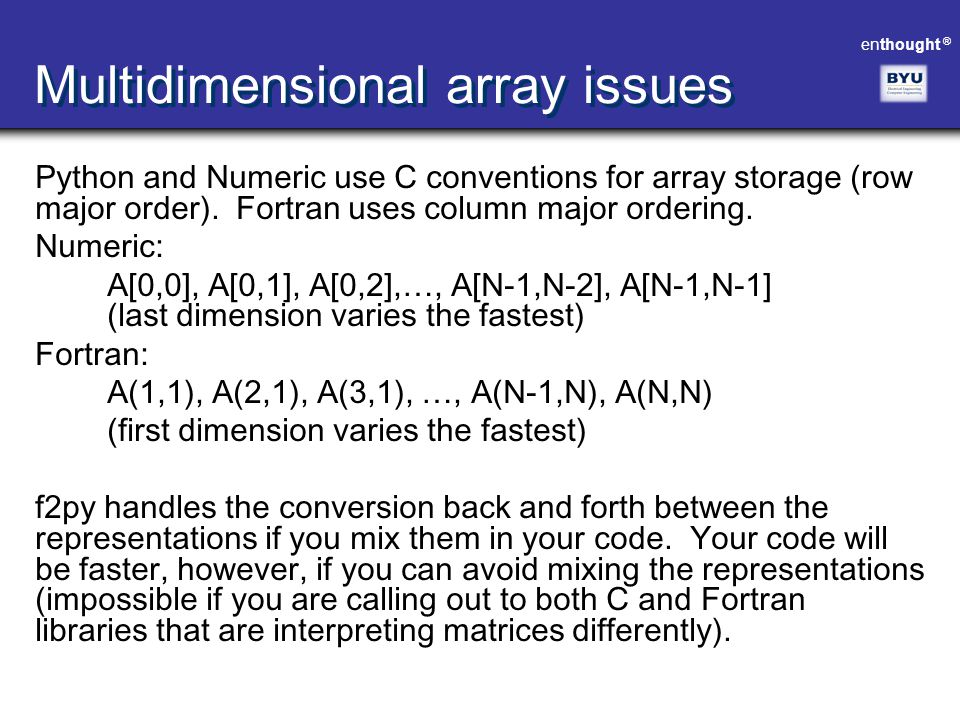 Multidimensional array issues