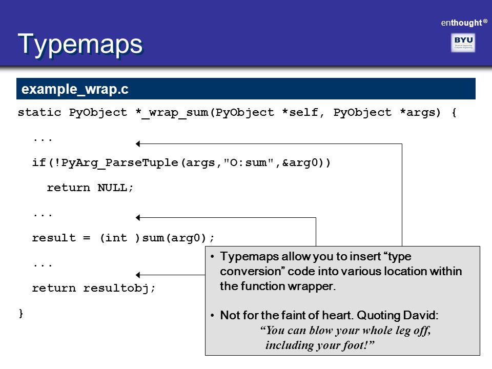 Typemaps example_wrap.c