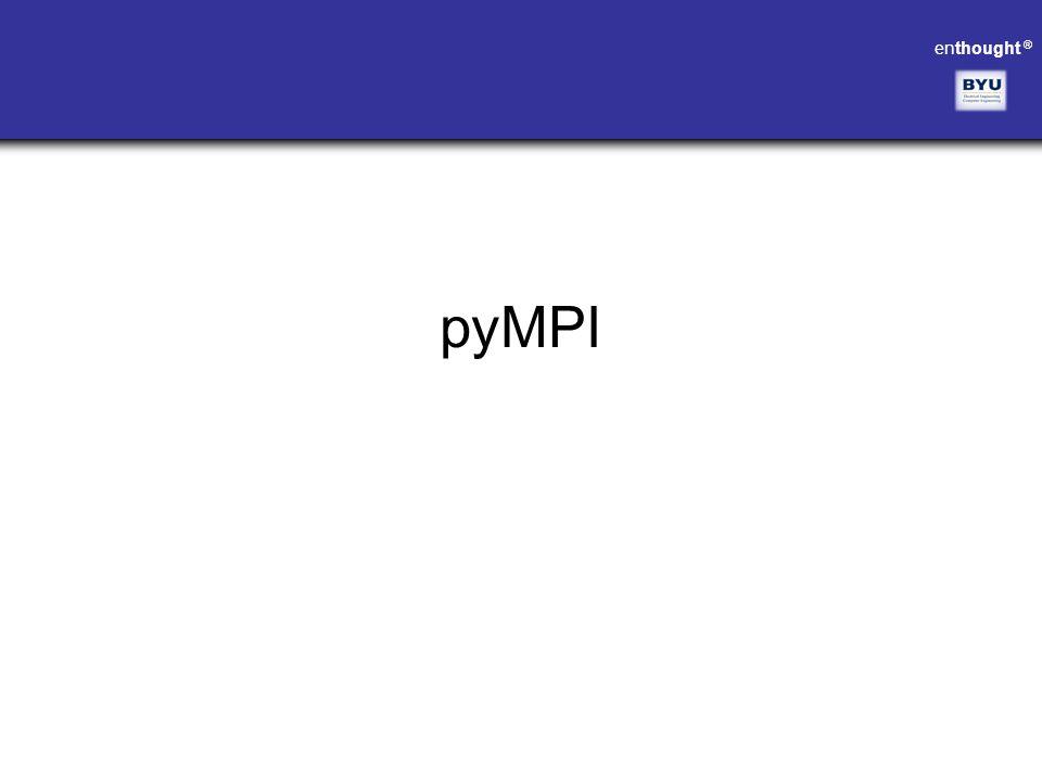 pyMPI