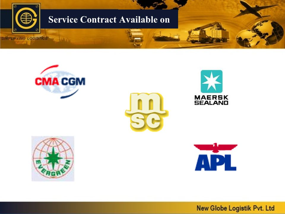 Service Contract Available on