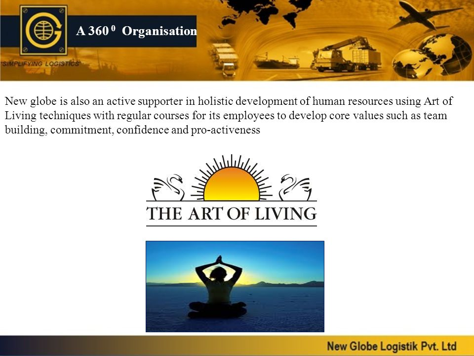 A 360 0 Organisation