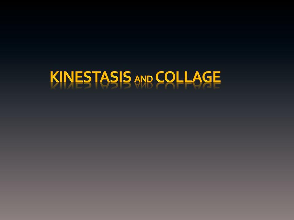 Kinestasis and Collage