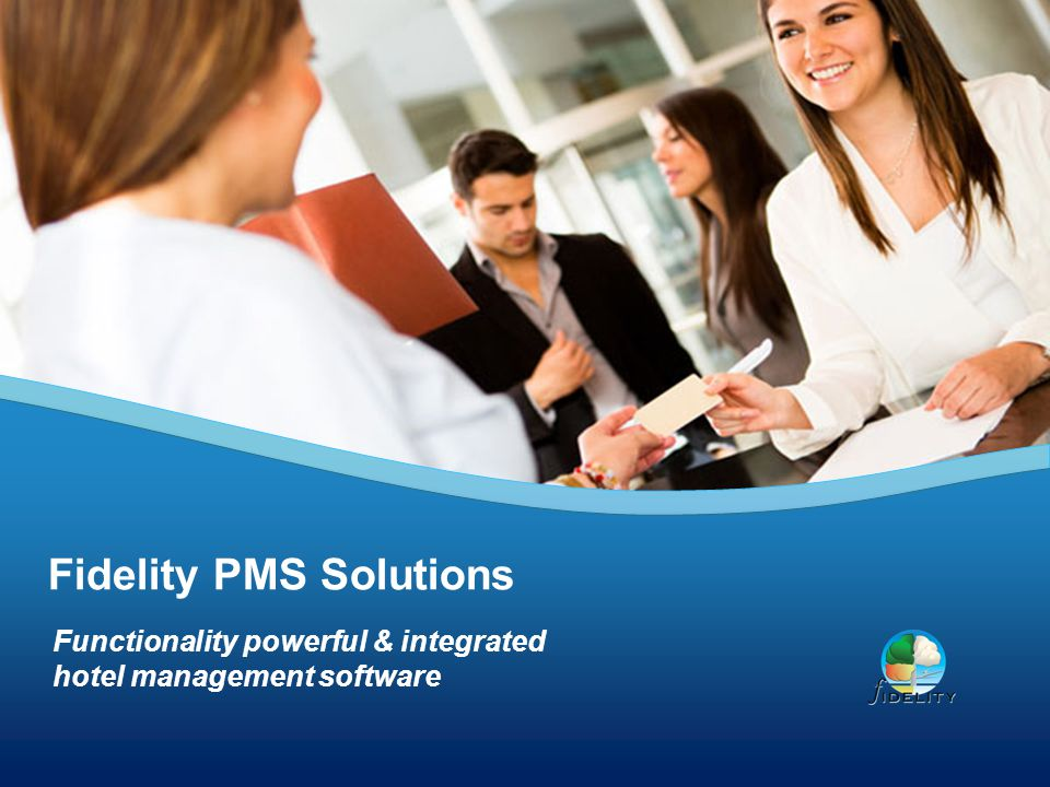 Fidelity PMS Solutions