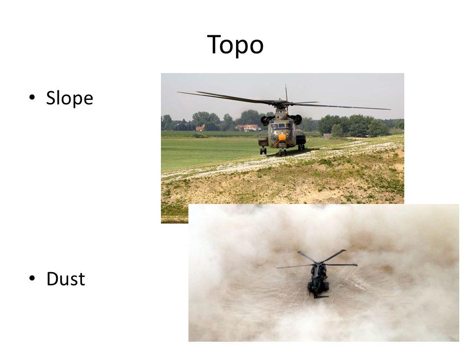 Topo Slope Dust