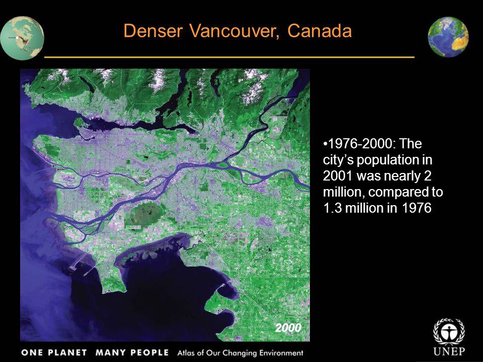 Denser Vancouver, Canada