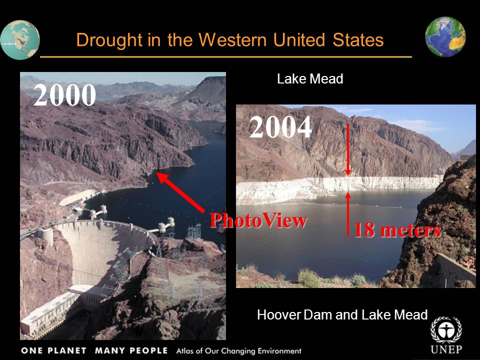 Drought in the Western United States