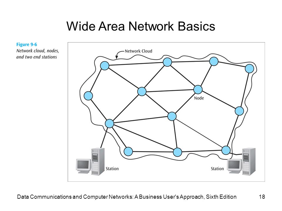Wide Area Network Basics