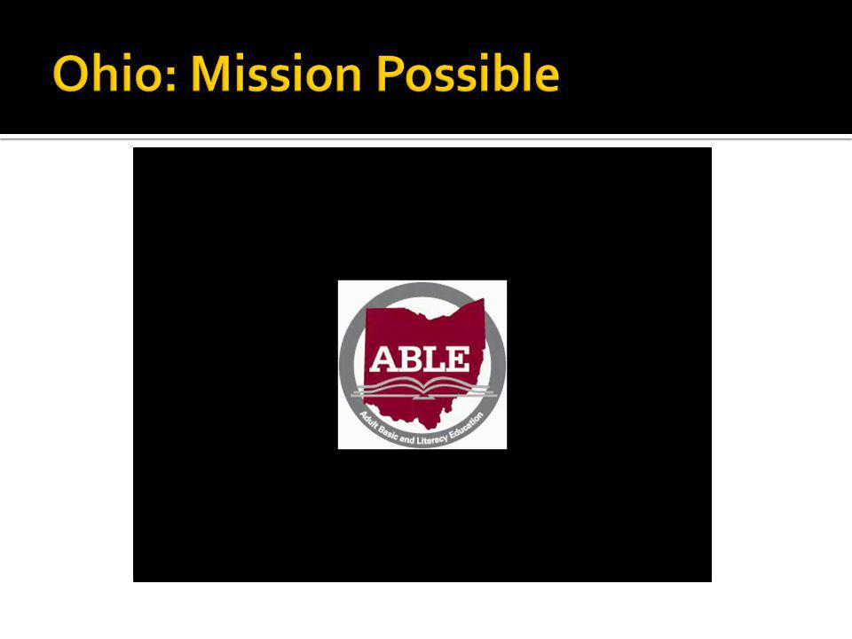 Ohio: Mission Possible