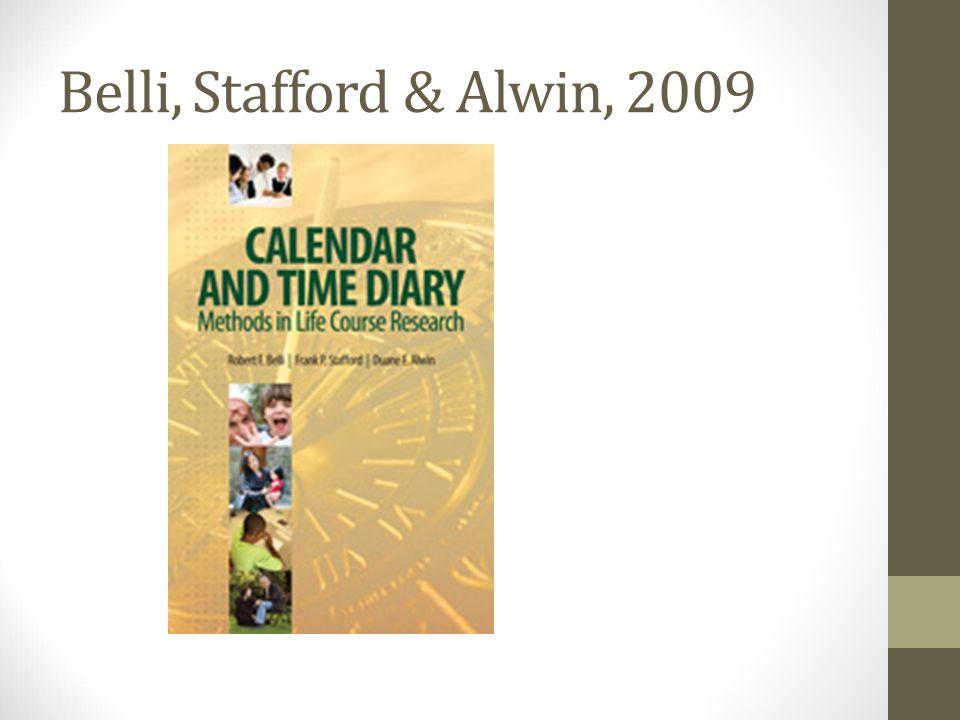 Belli, Stafford & Alwin, 2009