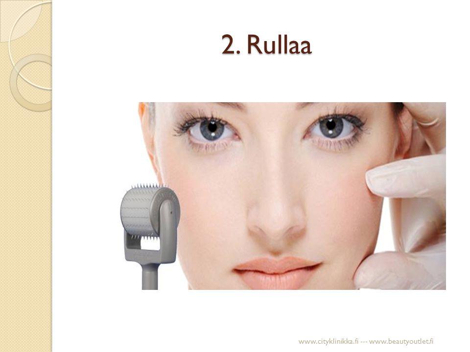 2. Rullaa www.cityklinikka.fi --- www.beautyoutlet.fi