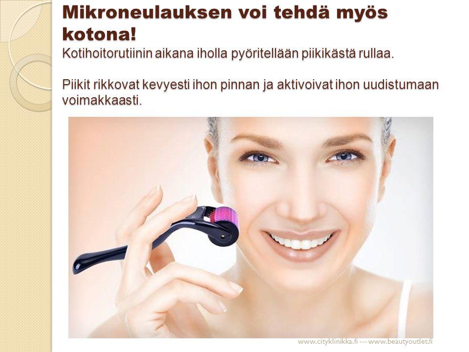 Mikroneulauksen voi tehdä myös kotona