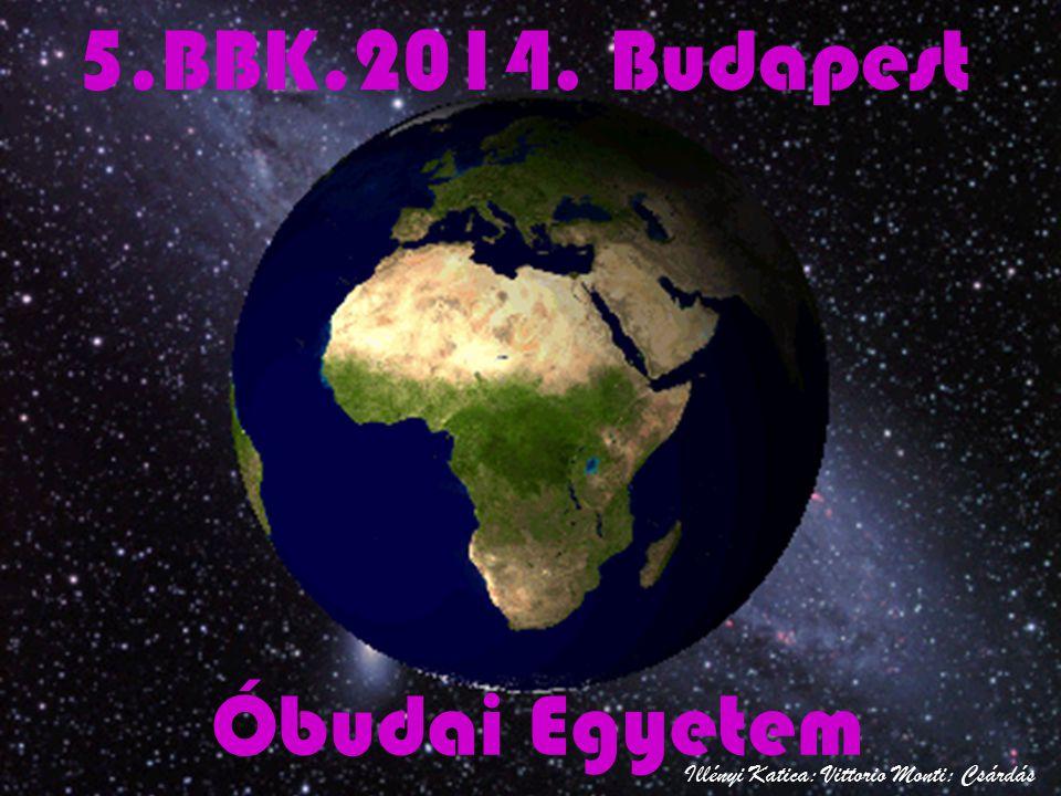 5.BBK.2014. Budapest Óbudai Egyetem