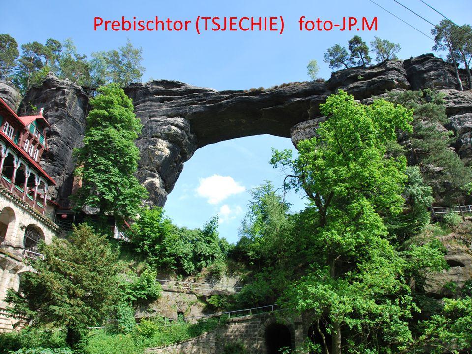 Prebischtor (TSJECHIE) foto-JP.M