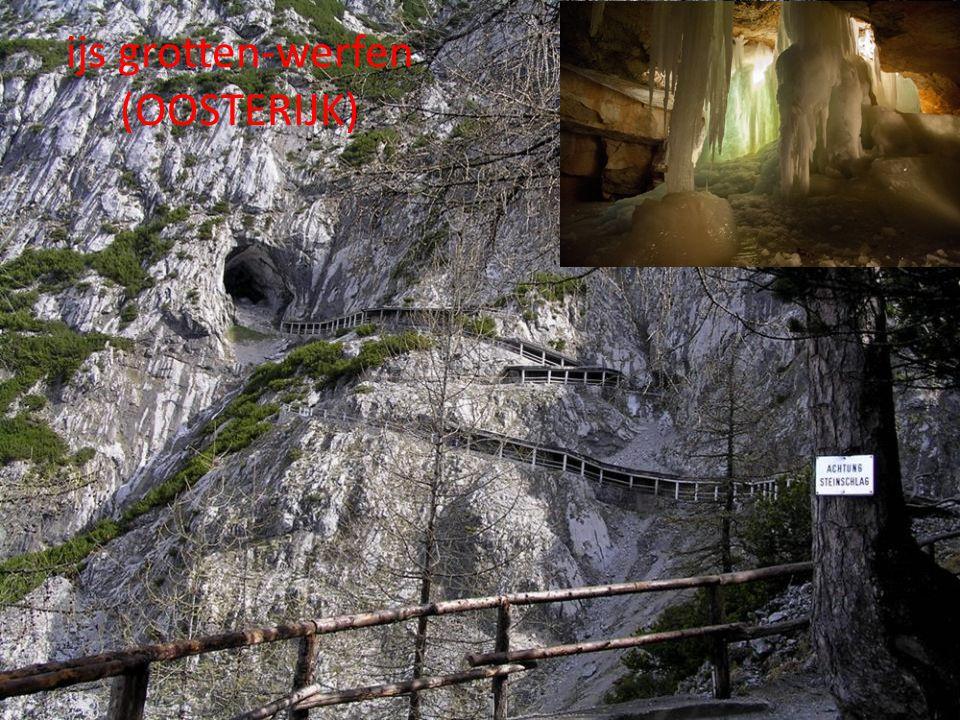ijs grotten-werfen (OOSTERIJK)