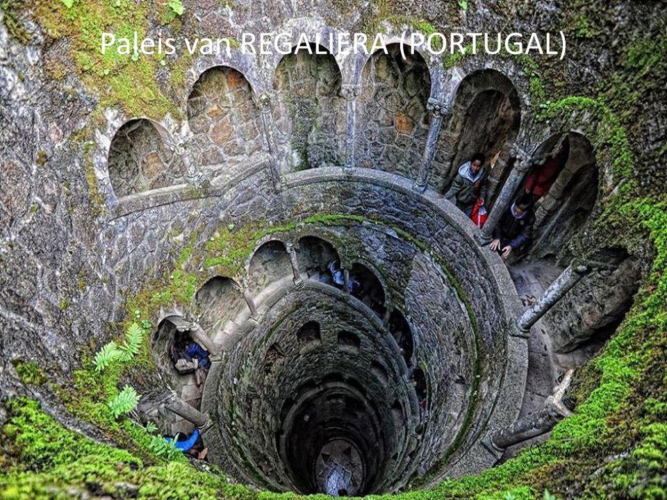 Paleis van REGALIERA (PORTUGAL)