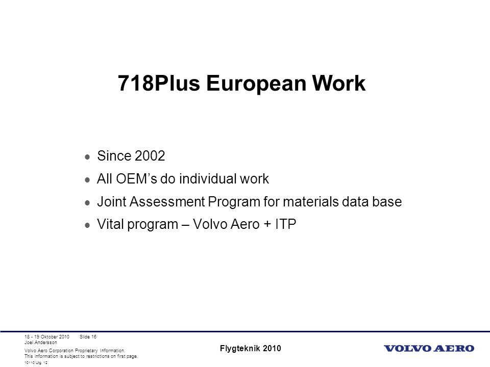 718Plus European Work Since 2002 All OEM's do individual work