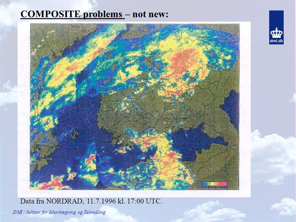 Data fra NORDRAD, 11.7.1996 kl. 17:00 UTC.