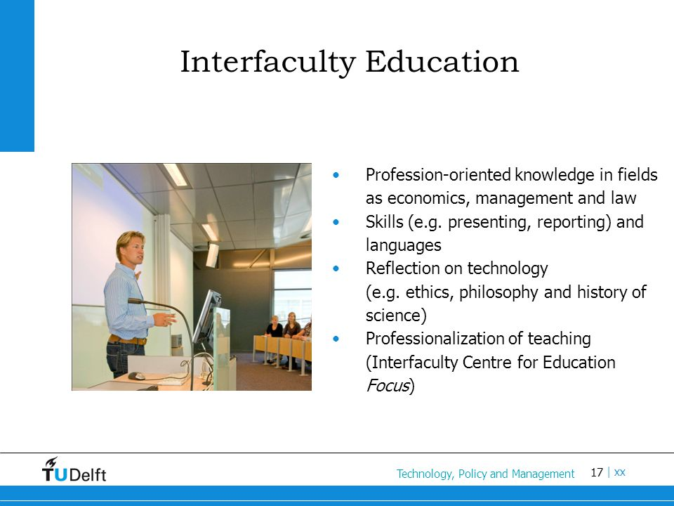 Interfaculty Education