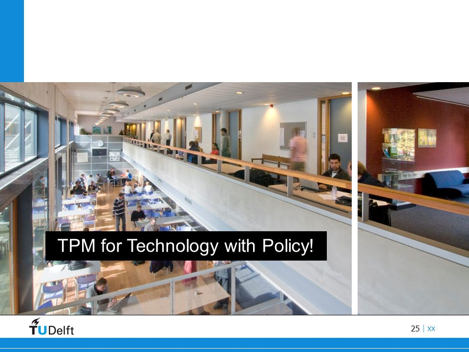 TPM for Technology with Policy!