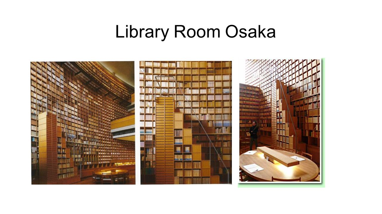 Library Room Osaka