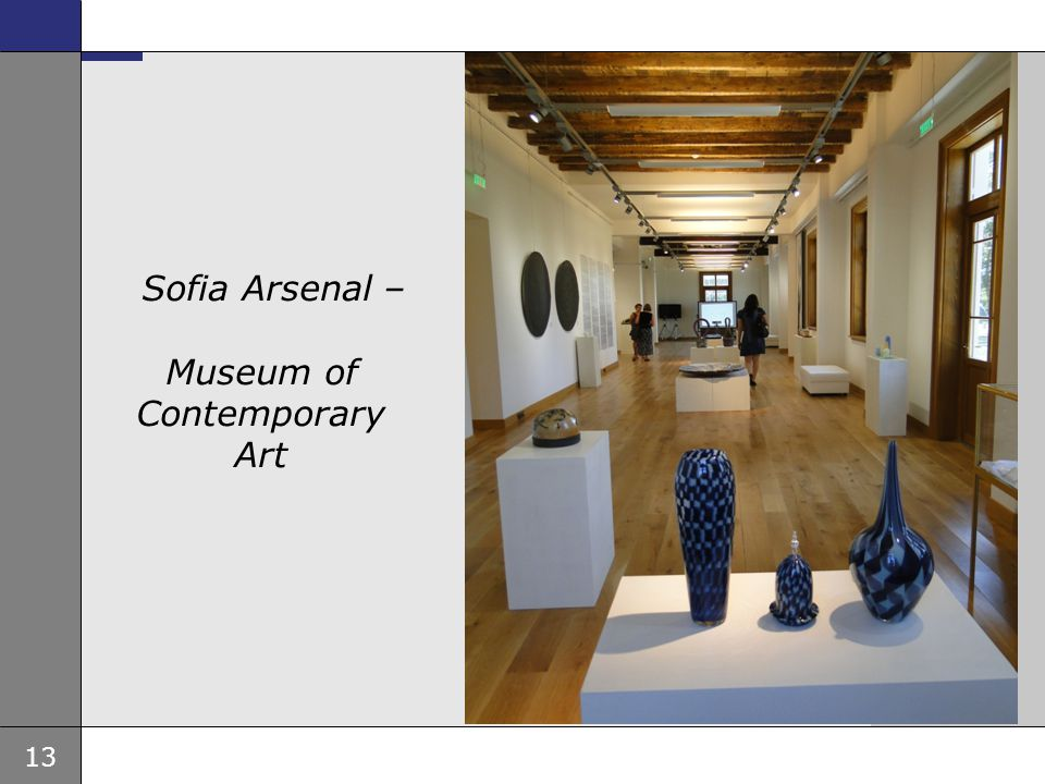 Sofia Arsenal – Museum of Contemporary Art