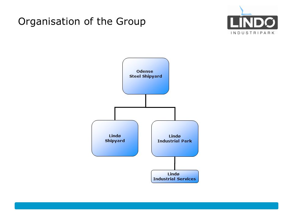 Organisation of the Group