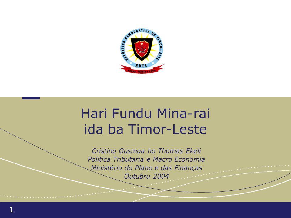 Hari Fundu Mina-rai ida ba Timor-Leste