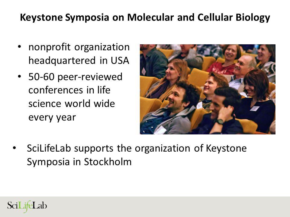 Keystone Symposia on Molecular and Cellular Biology