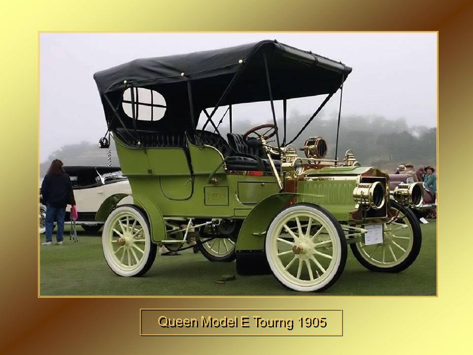 Queen Model E Tourng 1905