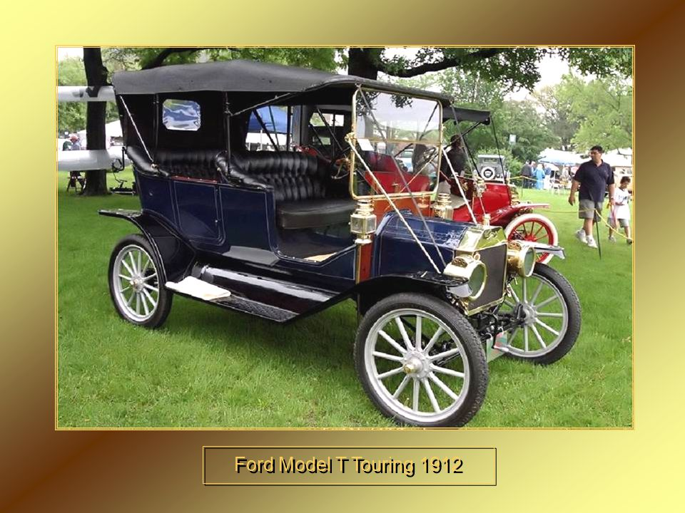 Ford Model T Touring 1912