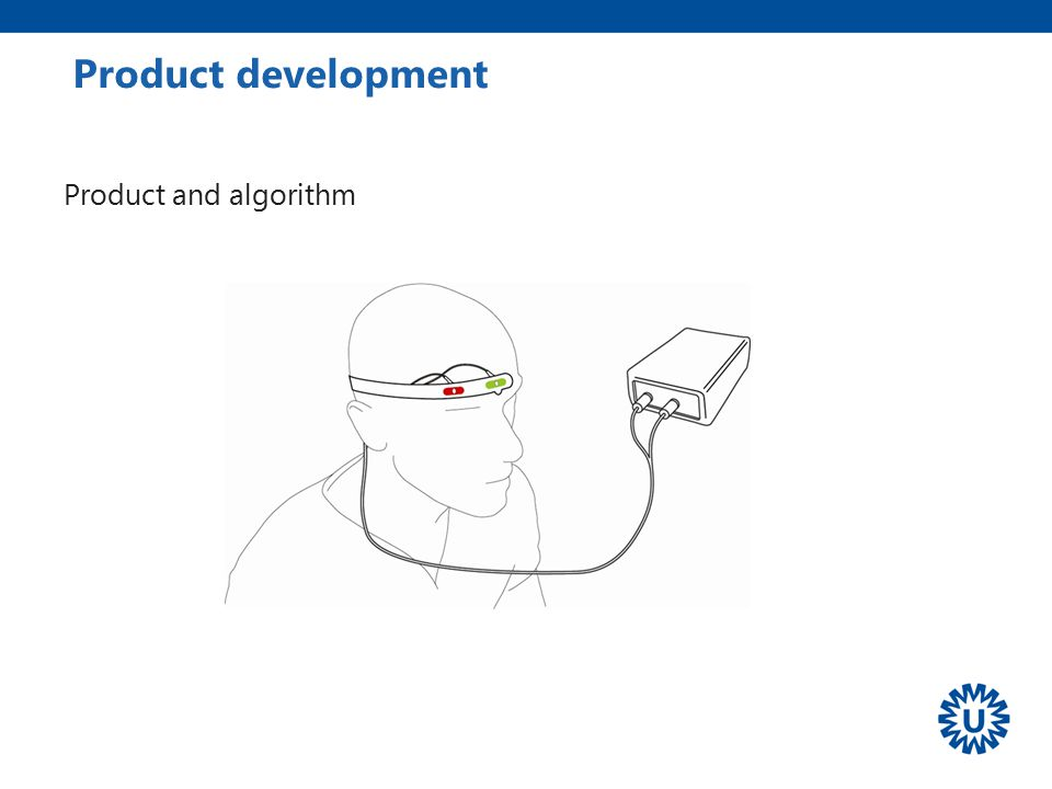 Product development Product and algorithm