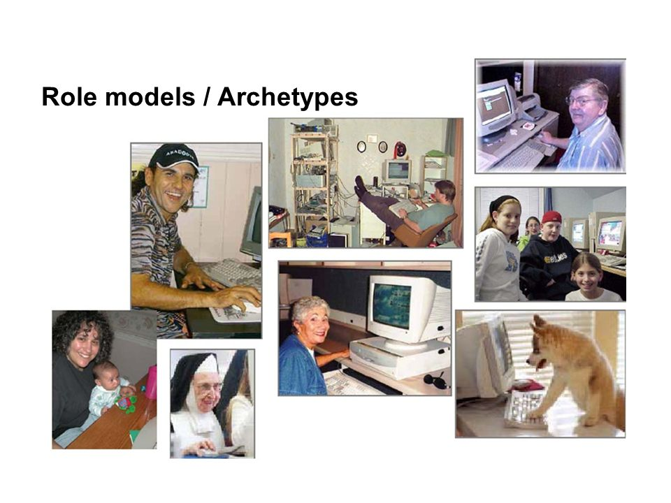 Role models / Archetypes