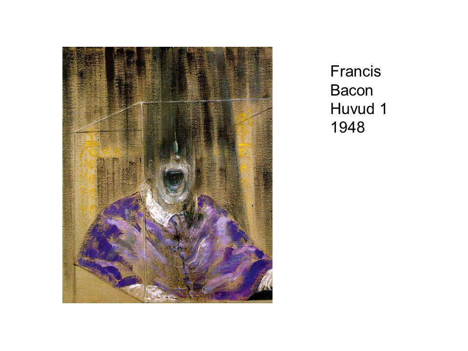 Francis Bacon Huvud 1 1948