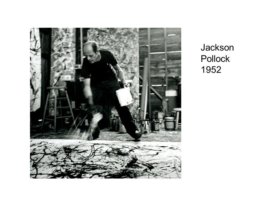 Jackson Pollock 1952