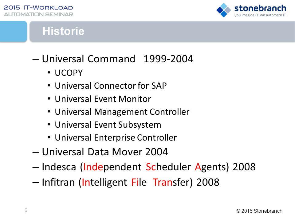 Indesca (Independent Scheduler Agents) 2008