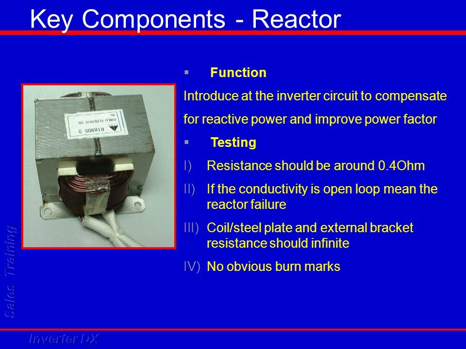 Key Components - Reactor