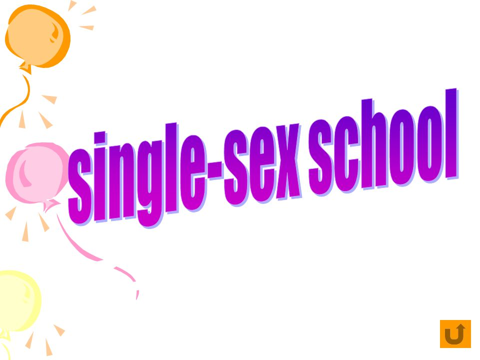 single-sex school