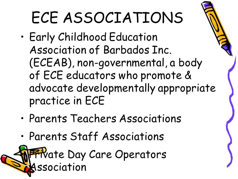 ECE ASSOCIATIONS