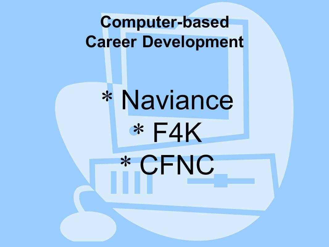 Computer-based Career Development
