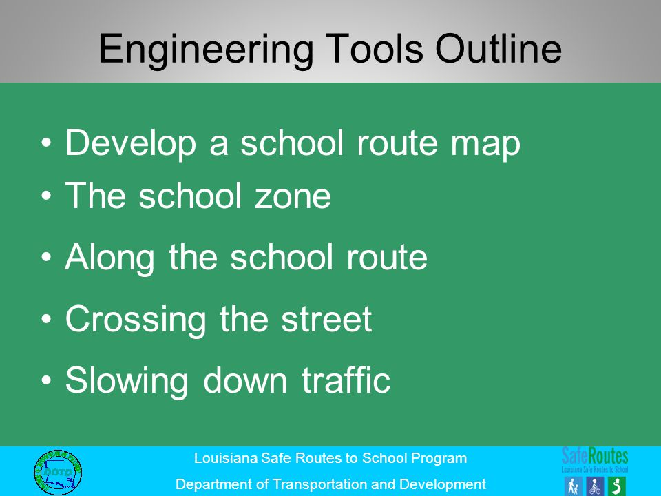 Engineering Tools Outline