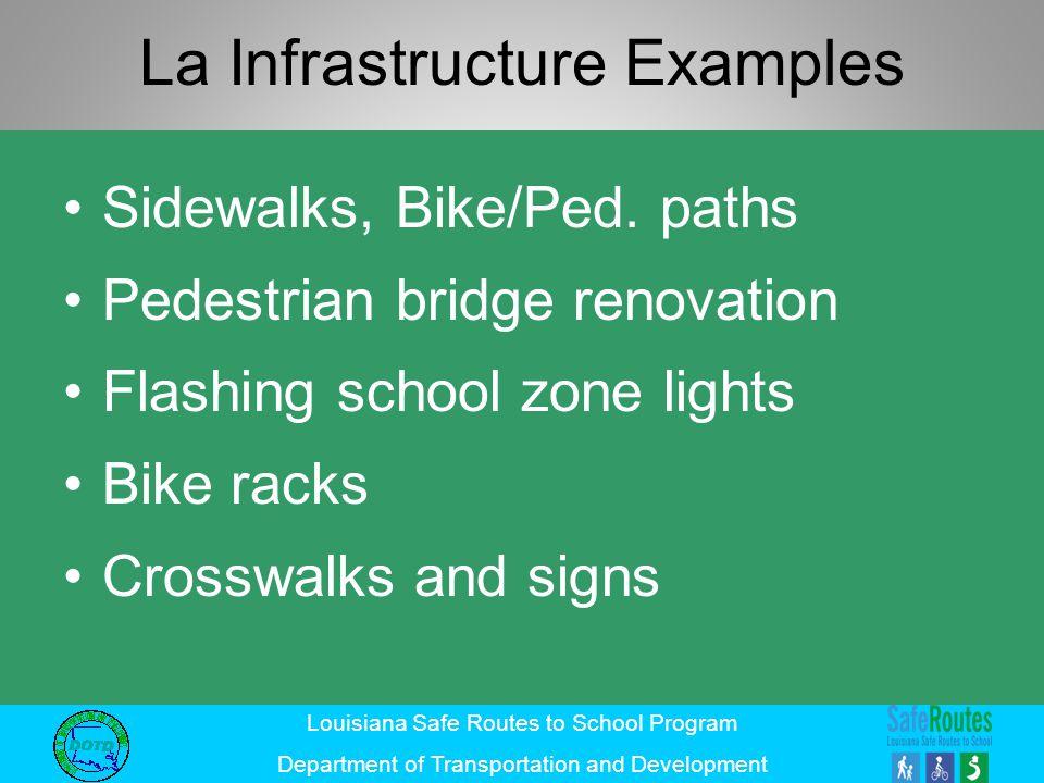 La Infrastructure Examples