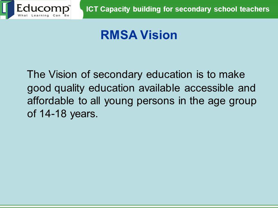 RMSA Vision