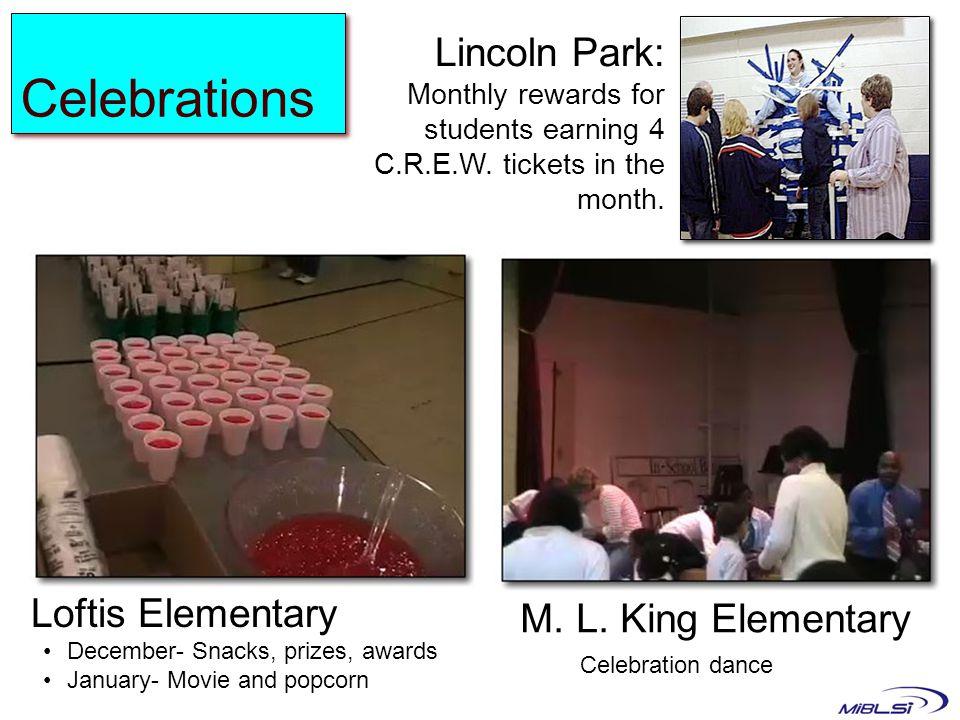 Celebrations Celebration dance Lincoln Park: Loftis Elementary