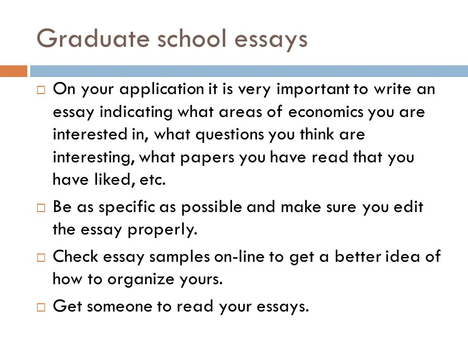 applying to graduate school and mba programs ppt graduate school essays