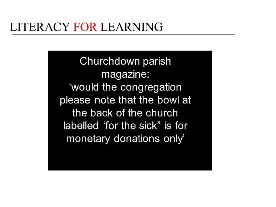 Churchdown parish magazine: